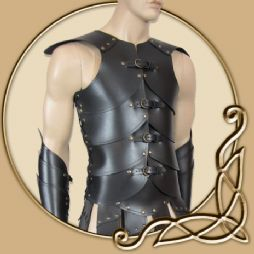 Leather Armour - Sparticus Dual Swordsman Full Set